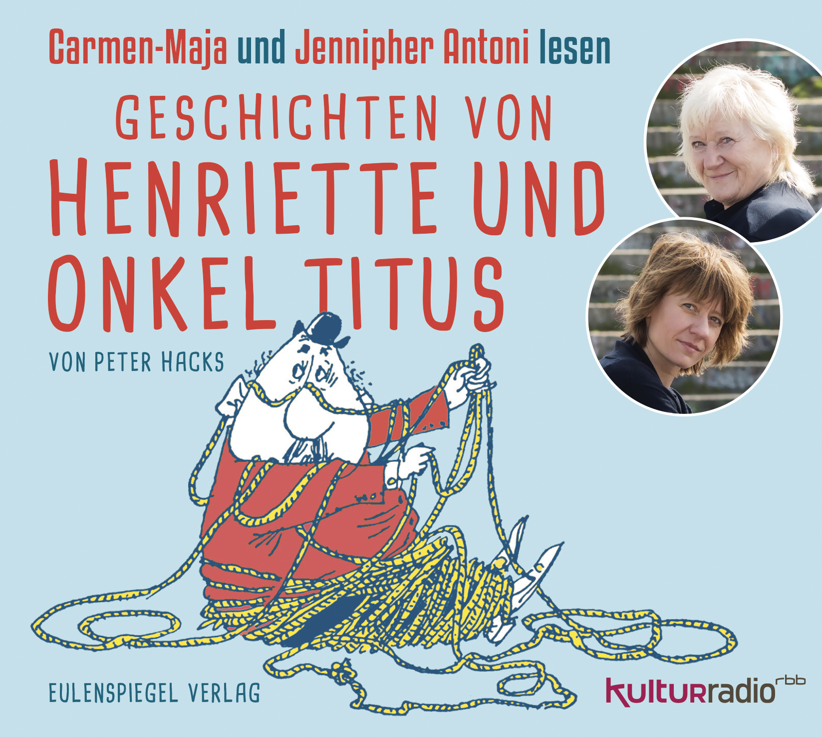 Hacks Henriette Titus CD